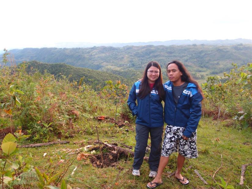Migo&Miga's matching jacket!