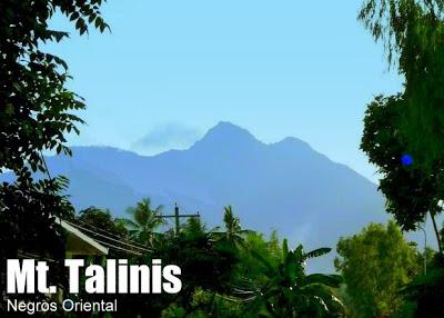 Mt Talinis