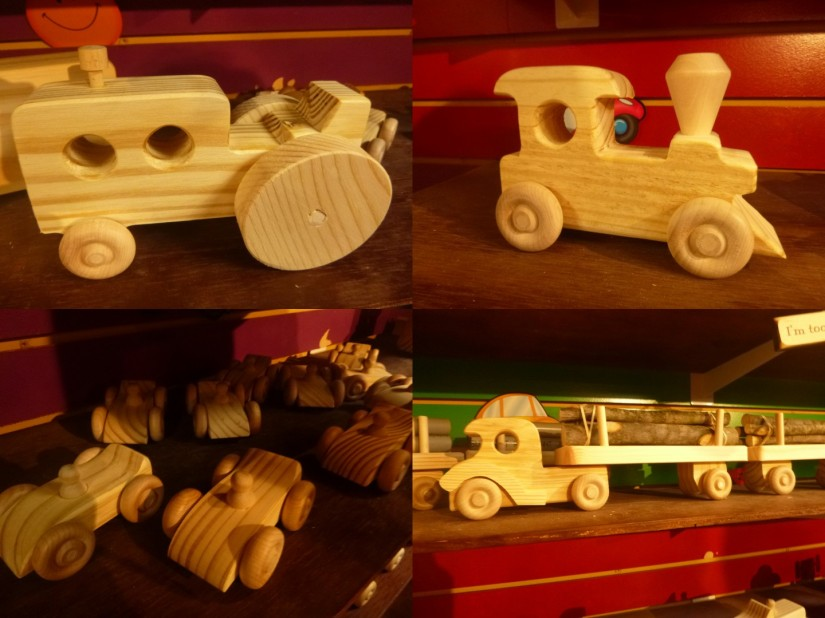 Beautifully made wooden toy !