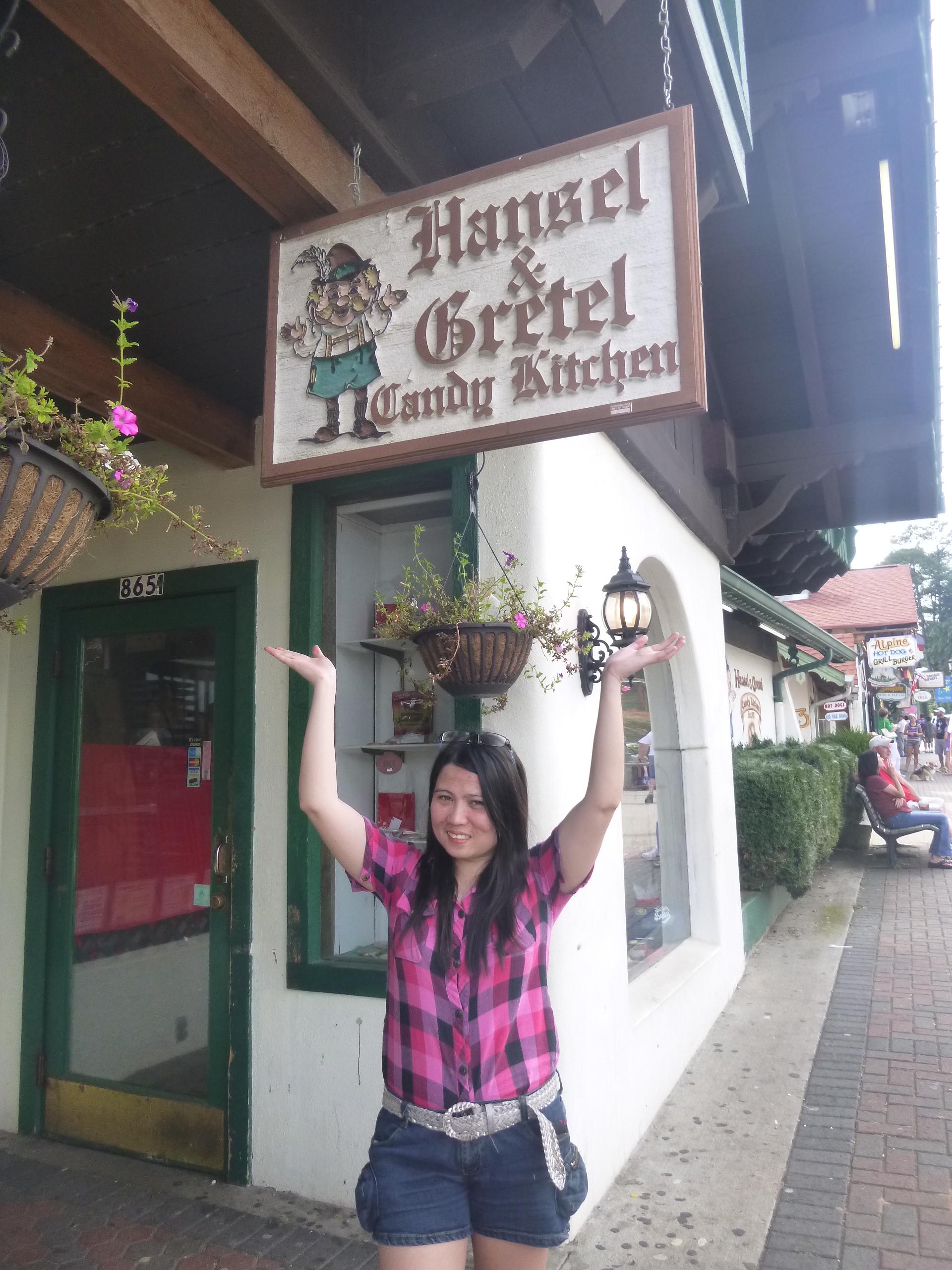 Feeling Gretel :D
