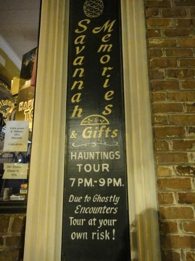 Tour details...