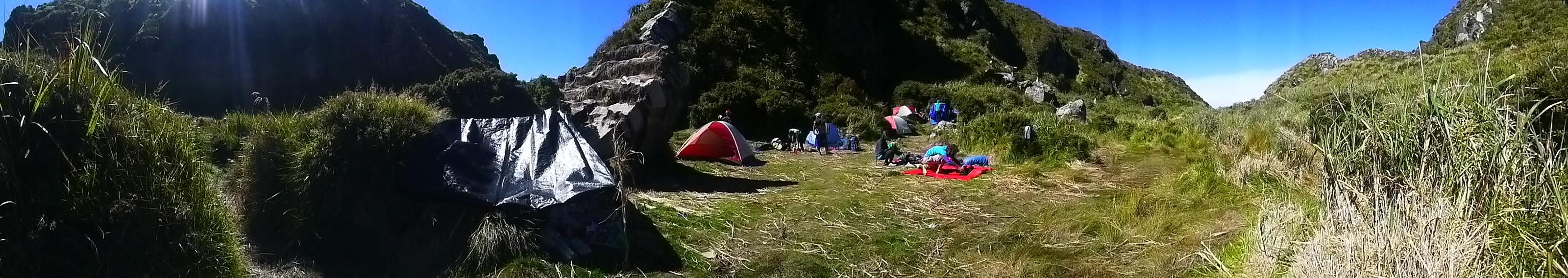 Campsite!