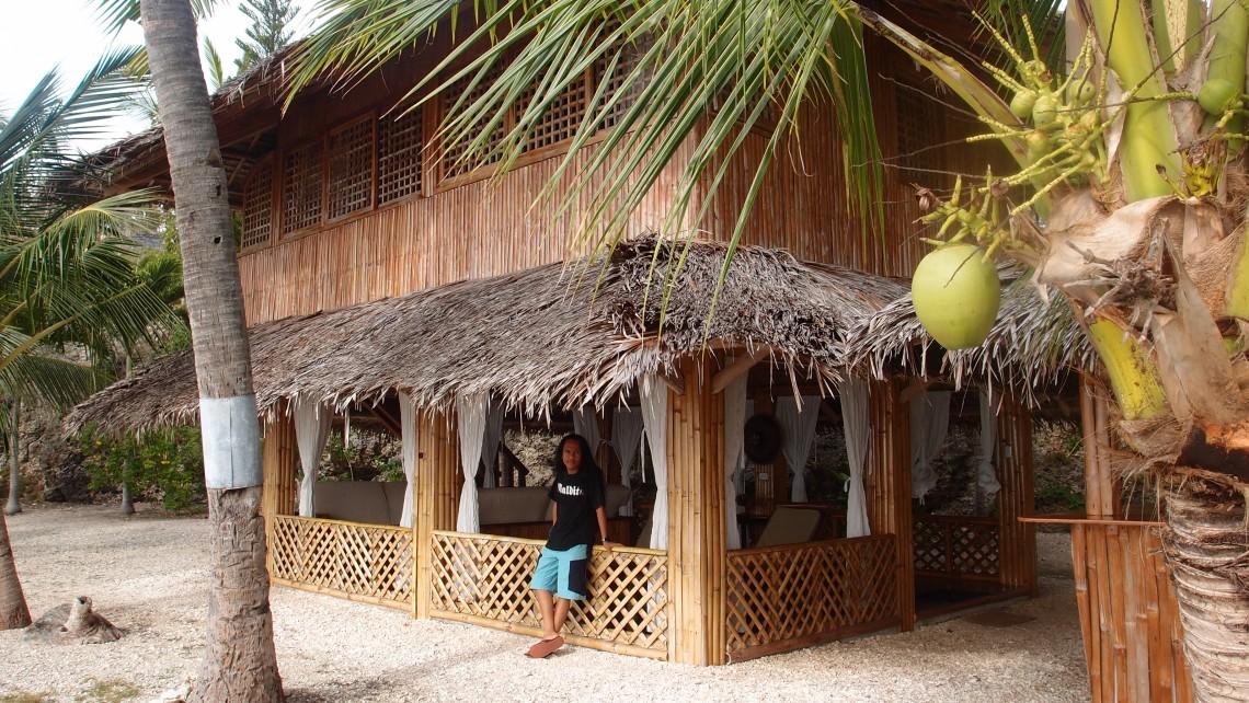 Bamboo house!!! Maison Ulysse!